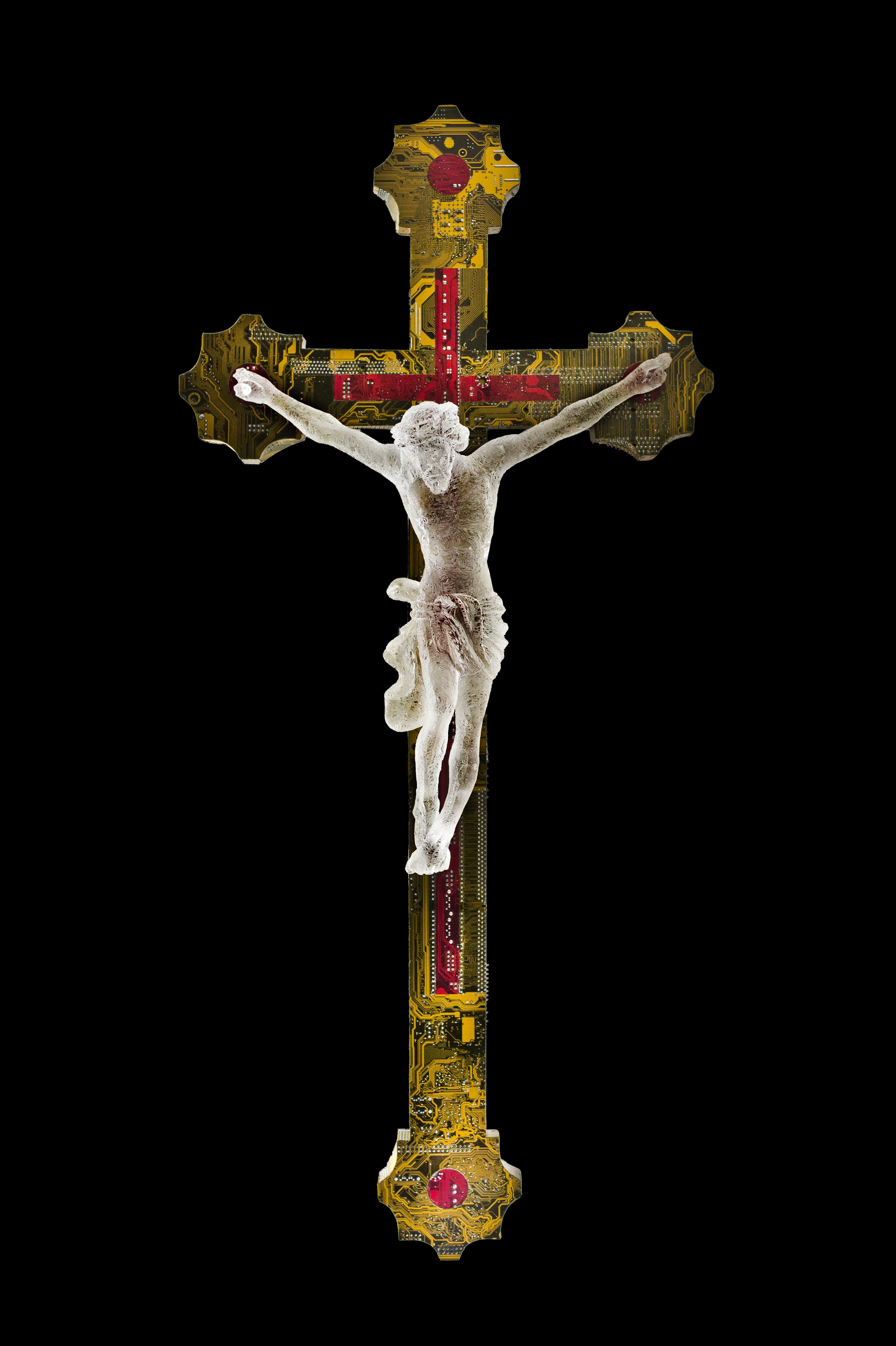 Sebastian Hertrich: Kreuz (1)